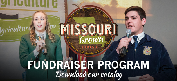 Missouri Grown Fundraiser